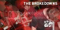 the brokedowns